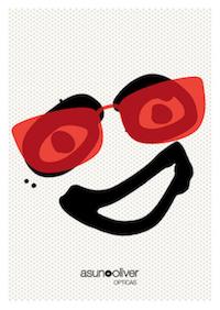 Ilustraciones de Antonio Solaz para Asun Oliver Ópticas