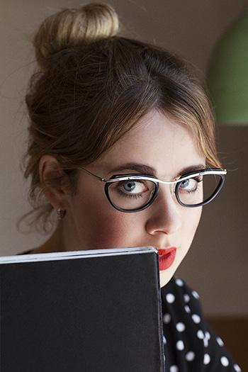 Gafas en Asun Oliver Ópticas de Valencia