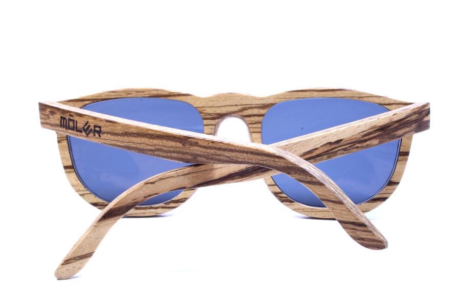 Gafas de madera en Valencia Móler
