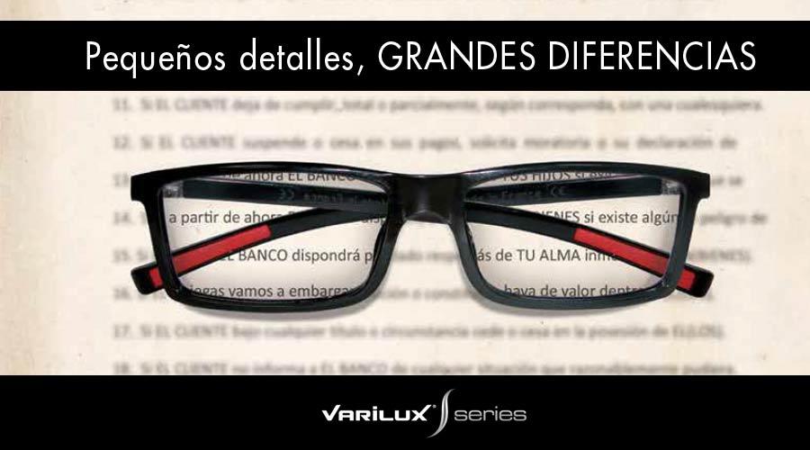 0d74863d2e Lentes Varilux S, lo último en lentes progresivas | Asun Oliver Ópticas