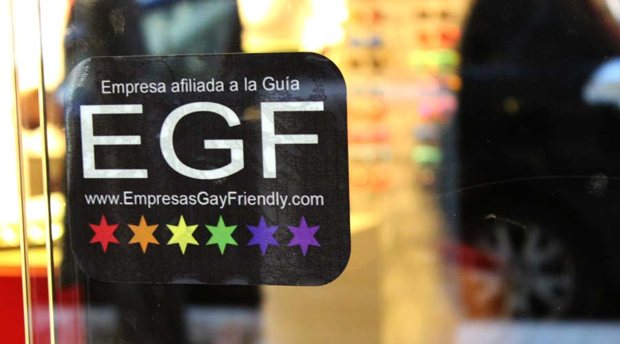 Afiliación a Empresas Gay Friendly