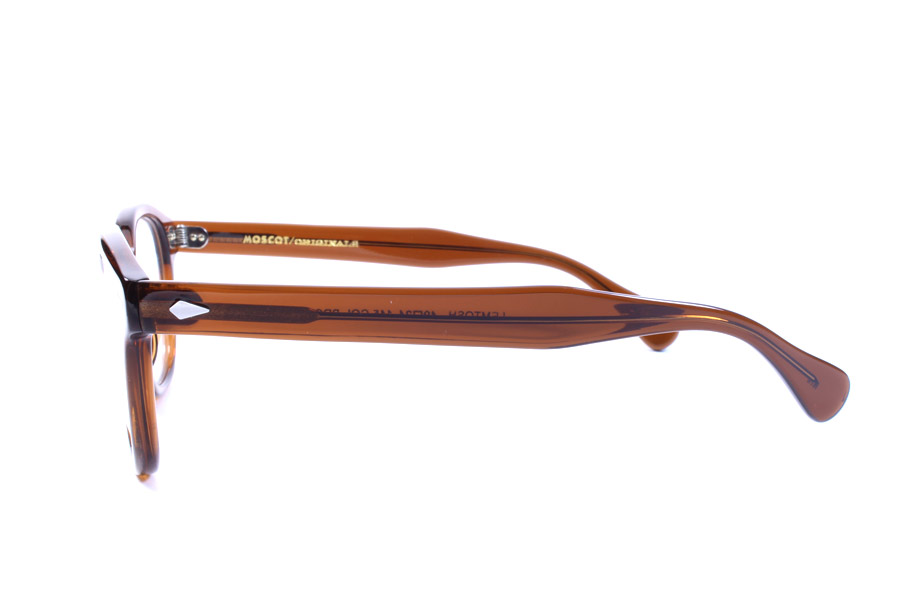 Moscot Lemtosh Brown 49-14