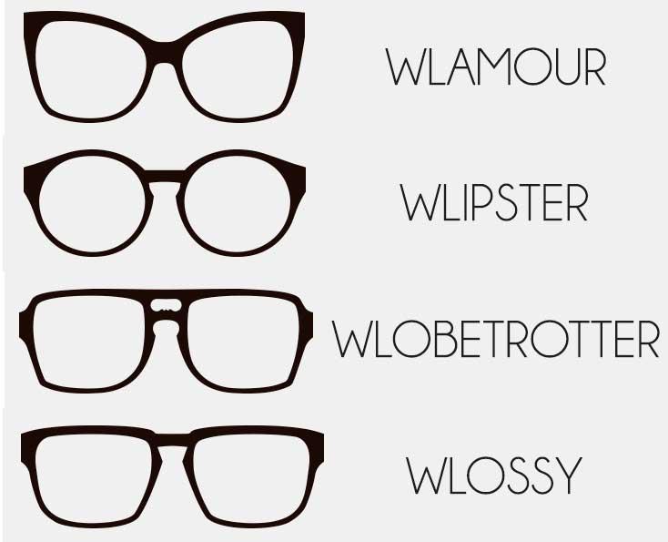 Gafas Wlasses modelos impresión 3D
