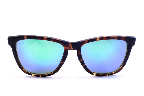 Gafas Up Tortoise Blue Green