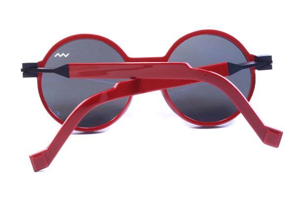 b39a14cbbe Gafas de sol redondas VAVA WL0000 Rojas   Asun Oliver Ópticas