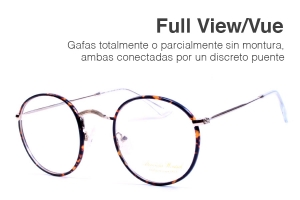 Gafas estilo Full View/Vue