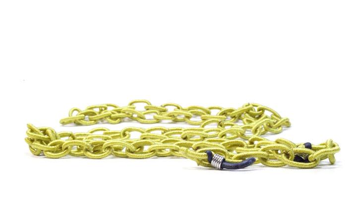 3be26dc13 Cordón para gafas cadena pistacho | Asun Oliver Ópticas