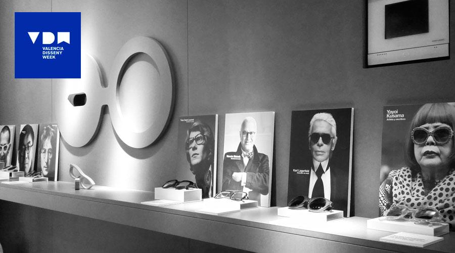 La Singulares Exposición Por Gafas Valencia WeekAsun Disseny 80OkwnP