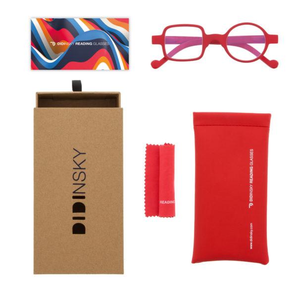 Pack de gafas para lectura Didinsky